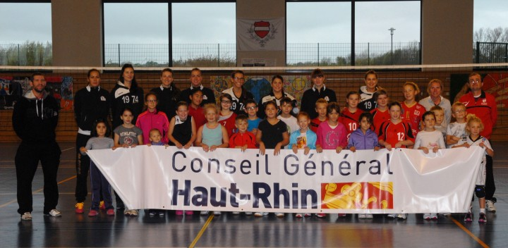 Du Volley à Ensisheim