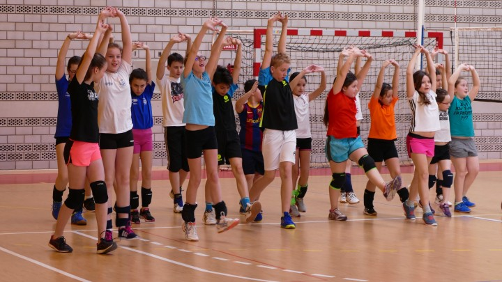 L'ASPTT Mulhouse volley à Colmar